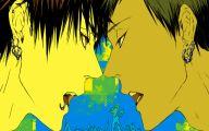 Aomine Kuroko No Basuke 11 Widescreen Wallpaper