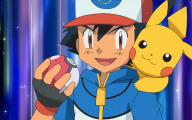 Ash Ketchum Wallpaper 22 Desktop Wallpaper
