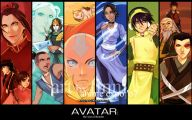 Avatar The Last Airbender Characters 41 Free Wallpaper