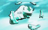 Avatar The Last Airbender Dragons 20 Background Wallpaper