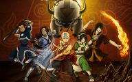Avatar The Last Airbender Dragons 7 Anime Wallpaper