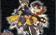 Beyblade Anime 10 Wide Wallpaper