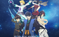 Beyblade Anime 12 Free Wallpaper