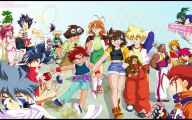 Beyblade Anime 2 Widescreen Wallpaper
