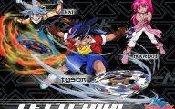 Beyblade Anime 30 Desktop Background