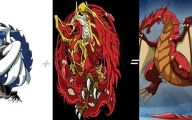 Beyblade Dragoon 10 Desktop Wallpaper