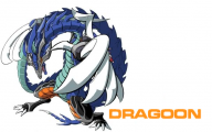 Beyblade Dragoon 32 Free Wallpaper
