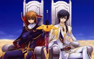 Code Geass Black Rebellion 16 Free Wallpaper