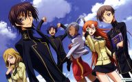 Code Geass Black Rebellion 38 Widescreen Wallpaper