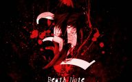 Death Note Demon 16 Background Wallpaper
