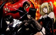 Death Note Demon 22 Desktop Background