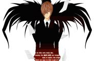 Death Note Demon 23 Widescreen Wallpaper