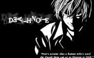 Death Note Demon 9 Cool Wallpaper