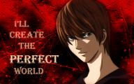 Death Note Light 3 Desktop Wallpaper
