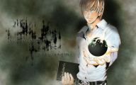 Death Note Light 33 High Resolution Wallpaper