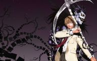 Death Note Light 6 Anime Background