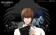 Death Note Light 9 Cool Hd Wallpaper