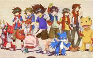Digimon Anime 17 Anime Background