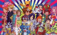 Digimon Anime 18 Hd Wallpaper
