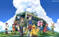 Digimon Anime 19 Hd Wallpaper