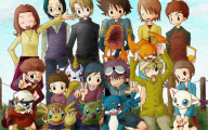 Digimon Anime 22 Cool Wallpaper