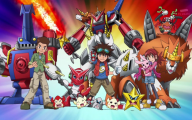 Digimon Anime 32 Hd Wallpaper
