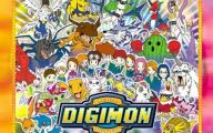 Digimon Anime 34 High Resolution Wallpaper