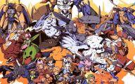 Digimon Anime 6 Desktop Wallpaper