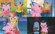 Digimon Biyomon 31 Background Wallpaper