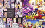 Dragon Ball Z Battle Of Gods 17 Widescreen Wallpaper