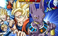 Dragon Ball Z Battle Of Gods 24 Desktop Wallpaper