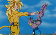 Dragon Ball Z Battle Of Gods 25 Wide Wallpaper