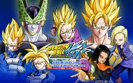 Dragon Ball Z Kai 15 Anime Wallpaper