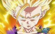 Dragon Ball Z Kai 18 Desktop Background
