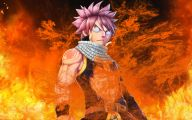 Fairy Tail Natsu 9 Background Wallpaper