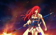 Fairytail Erza 33 Anime Wallpaper