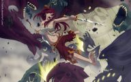 Fairytail Erza 35 Cool Hd Wallpaper