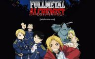 Full Metal Alchemist Characters 12 High Resolution Wallpaper
