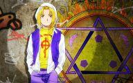 Full Metal Alchemist Characters 13 Desktop Background