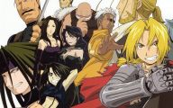 Full Metal Alchemist Characters 15 Anime Background