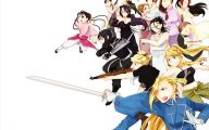 Full Metal Alchemist Characters 16 High Resolution Wallpaper
