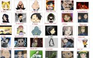 Full Metal Alchemist Characters 18 Desktop Wallpaper