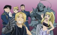 Full Metal Alchemist Characters 20 Anime Background