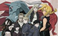 Full Metal Alchemist Characters 21 Anime Background