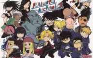 Full Metal Alchemist Characters 29 Background Wallpaper