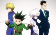 Hunter X Hunter All Characters 26 Anime Background