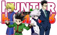 Hunter X Hunter All Characters 3 Widescreen Wallpaper