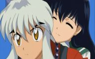 Inuyasha And Kagome 10 Anime Background