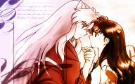Inuyasha And Kagome 20 Background Wallpaper