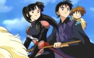 Inuyasha And Miroku 1 Desktop Background